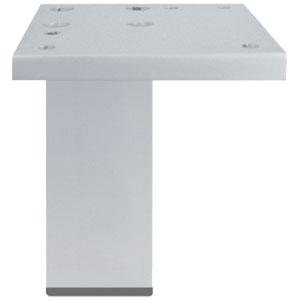 Нога мебельная DRT007 L710 белая