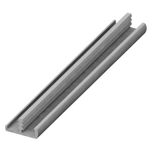 Профиль рамочный 5,6м PF2019 серебро
